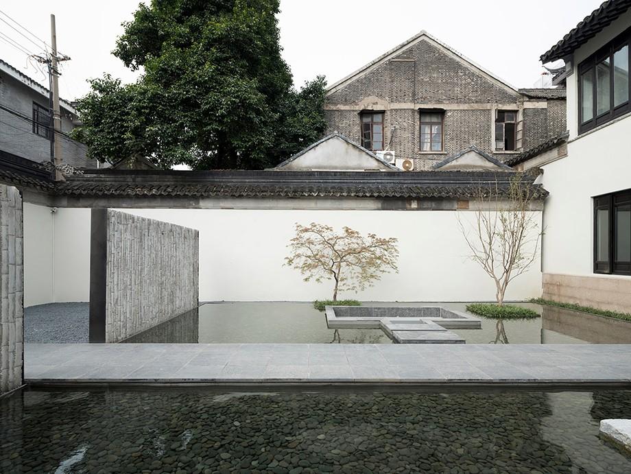苏州有熊文旅公寓庭院设计