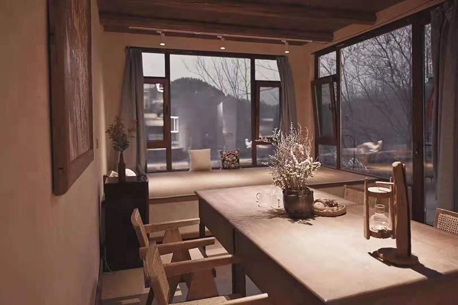 山的礼物民宿设计公司-新乡张泗沟特色民宿设计推荐