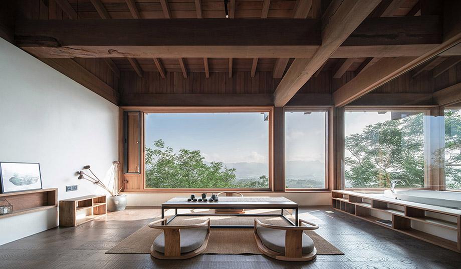 远山近林   林语山房美丽乡村民宿改造设计案例